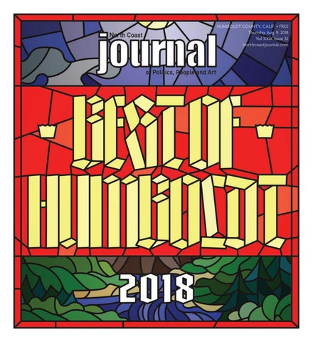 7f36b21b2e5 North Coast Journal 08-09-18 Edition by North Coast Journal - issuu