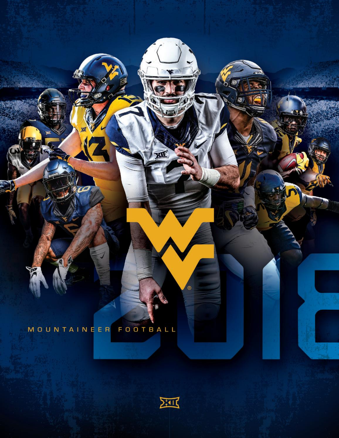 5e5baaa7ff1 2018 WVU Football Guide by Joe Swan - issuu