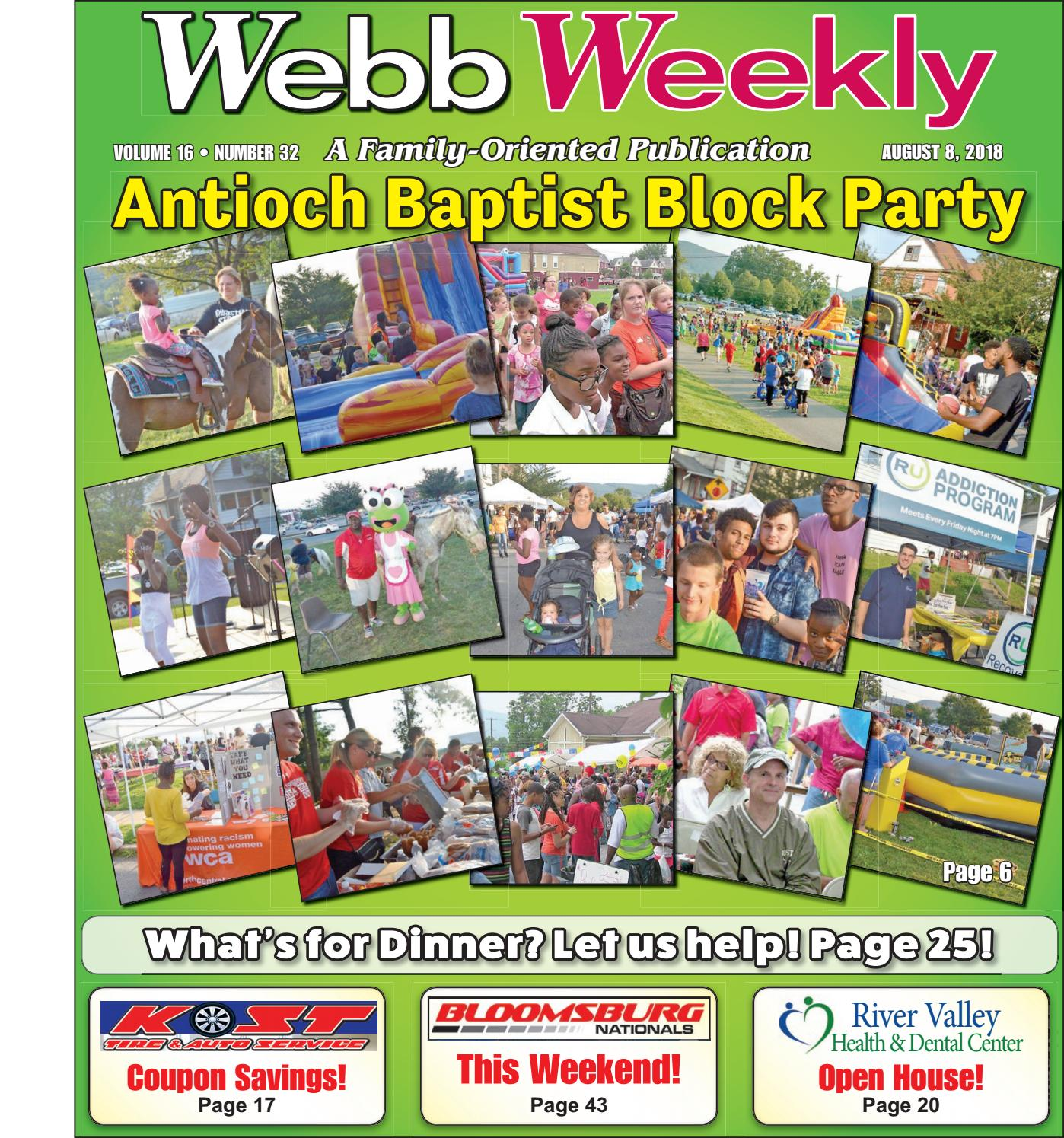 Webb Weekly August 8 2018 by Webb Weekly issuu