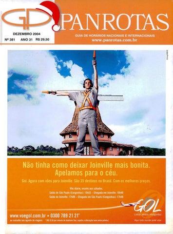 d6f05e6f53f8 Guia PANROTAS - Edição 381 - Dezembro/2004 by PANROTAS Editora - issuu
