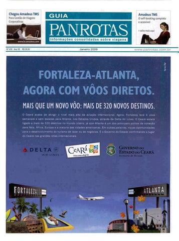 46b9a19ab6d Guia PANROTAS - Edição 430 - Janeiro 2009 by PANROTAS Editora - issuu