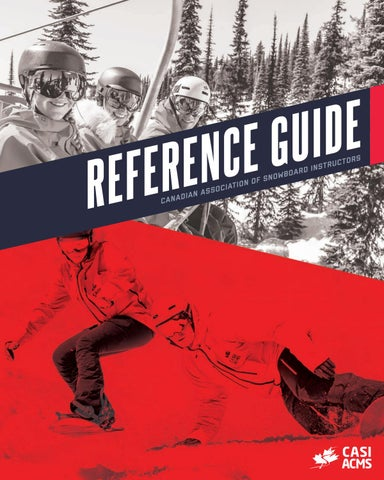 CASI Reference Guide 2018 By ACMS