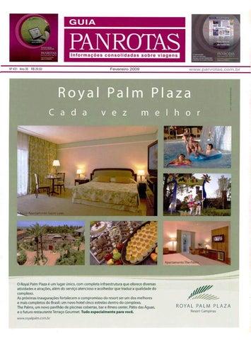 Guia PANROTAS - Edição 431 - Fevereiro 2009 by PANROTAS Editora - issuu eab7688456e12