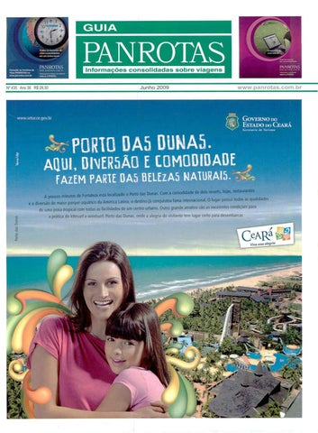 fadcb35d512 Guia PANROTAS - Edição 435 - Junho/2009 by PANROTAS Editora - issuu