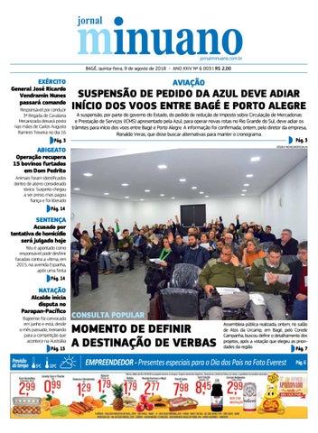 20180809 by Jornal Minuano - issuu 6866bdd3882