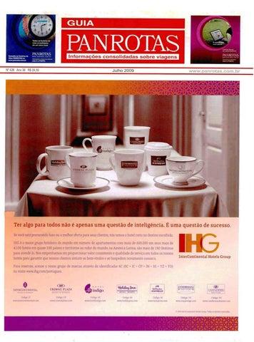 ea1b3c087 Guia PANROTAS - Edição 436 - Julho/2009 by PANROTAS Editora - issuu