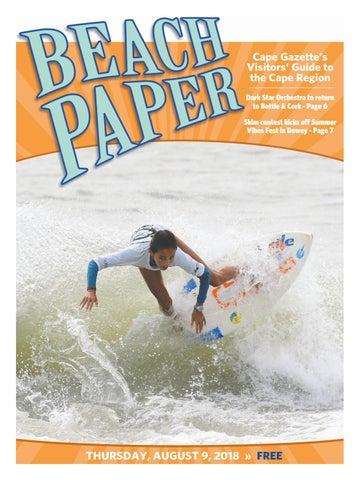 Beach Paper By Beachpaper Issuu