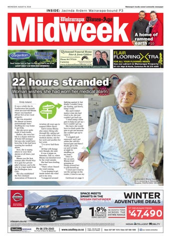 f639e7d2228 Wairarapa Midweek Wed 8th August by Wairarapa Times-Age - issuu