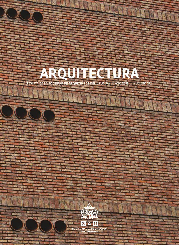 arquitectura 272 by sociedad de arquitectos del uruguay