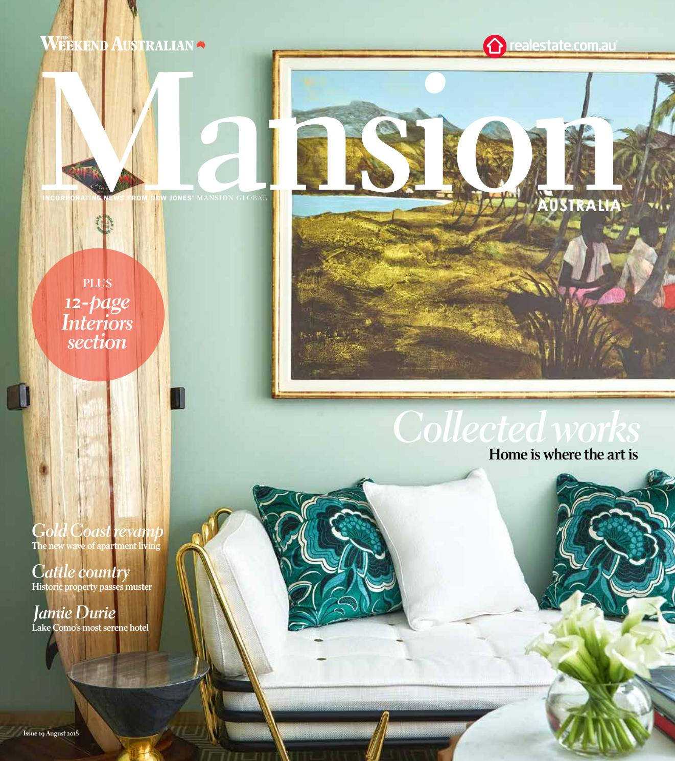 Mansion august edition