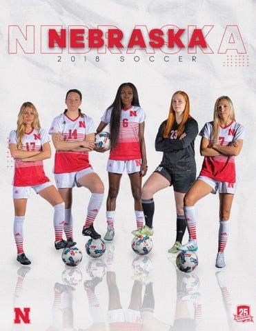 66e538b7041 2018 Nebraska Women s Soccer Media Guide by Jeremy Foote - issuu