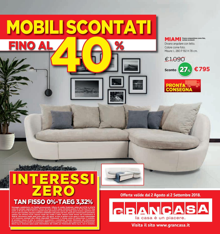 Grancasa Divani Letto Angolari.Grancasa 2set By Best Of Volantinoweb Issuu