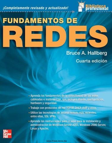 Fundamentos De Redes By Utom Maravatío Issuu