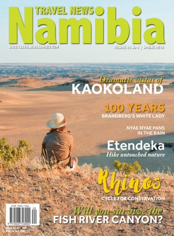 3bad7e78a56b Travel News Namibia Spring 2018 by Venture Media - issuu