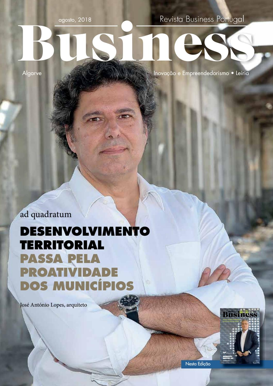 6b97fcb1b Revista Business Portugal Agosto'18 by Revista Business Portugal - issuu