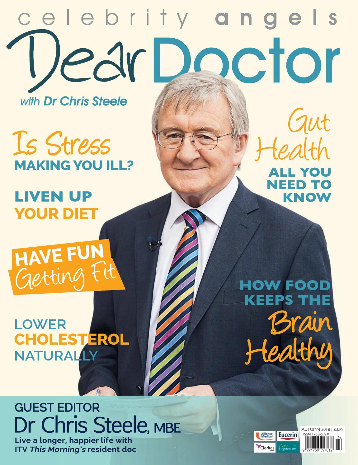 Dear Doctor with Dr Chris Steele - Autumn 2018 by Magazine - issuu