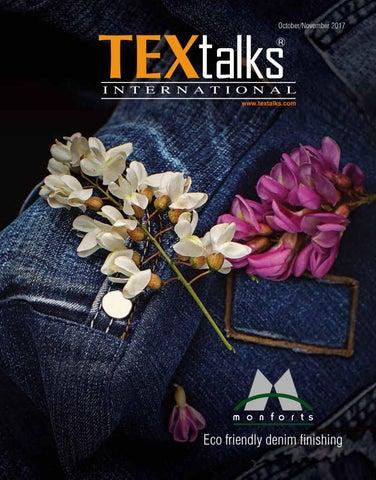 TEXtalks International - October/November 2017 by TEXtalks