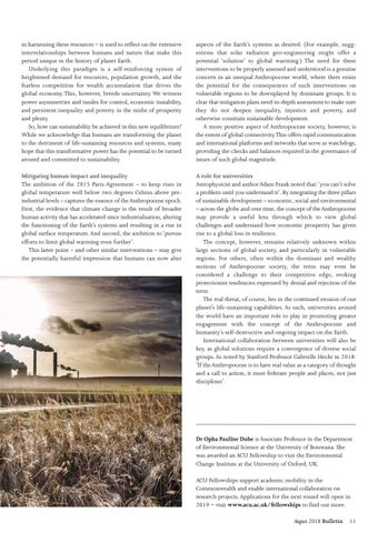 Page 11 of Resilience building in the Anthropocene