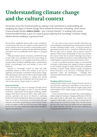 Page 18 of Understanding climate change and the cultural context