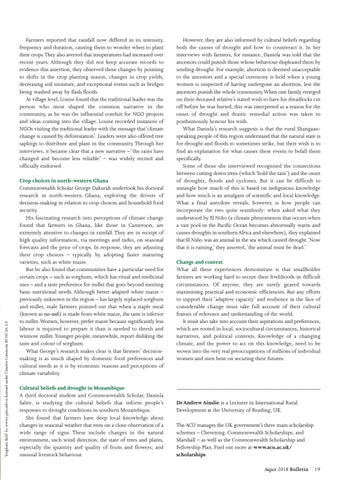 Page 19 of Understanding climate change and the cultural context