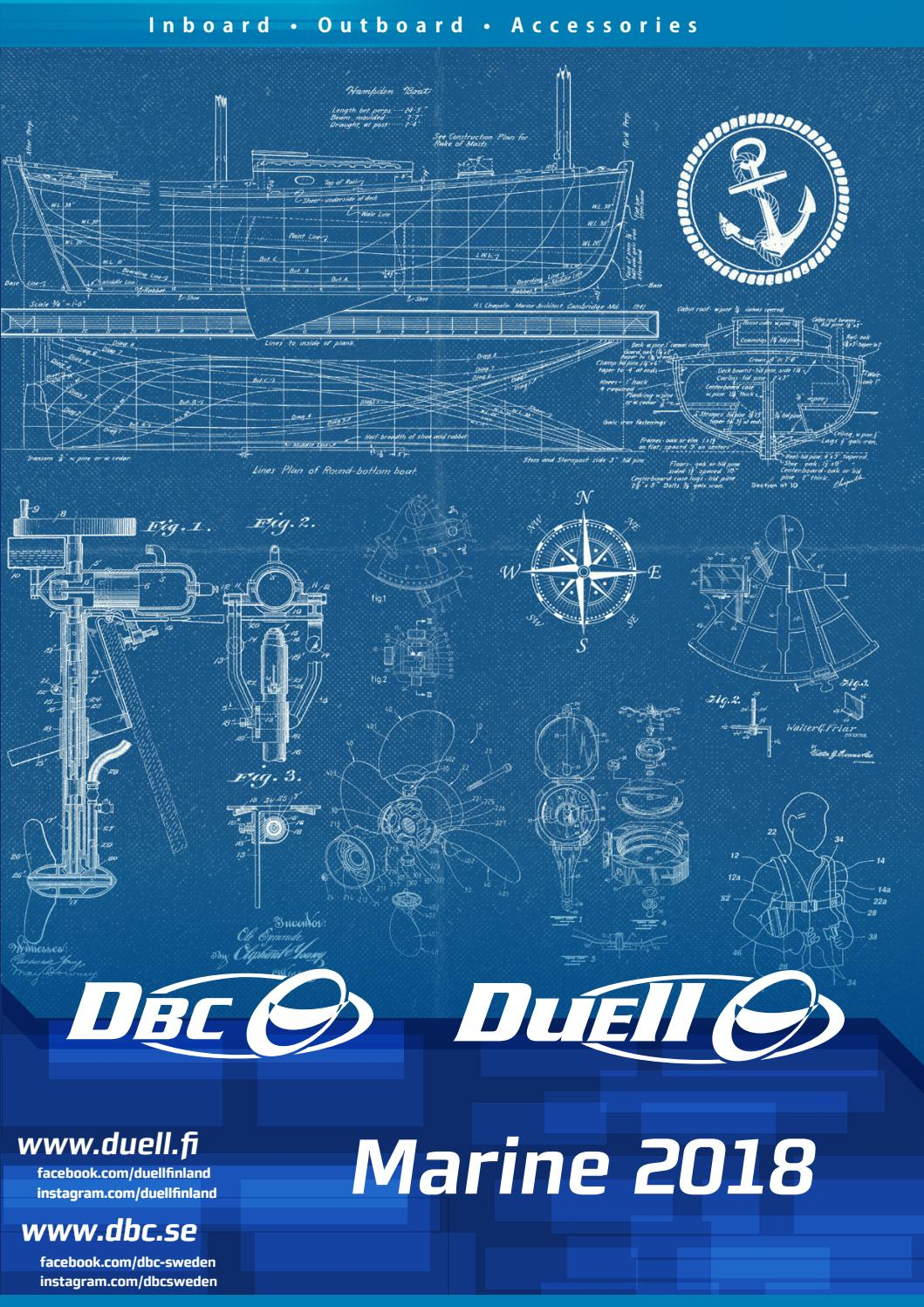 Marine 2018 By Duell Bike Center Oy Issuu 1970 S Ez Go 2 Stroke Wiring Diagram