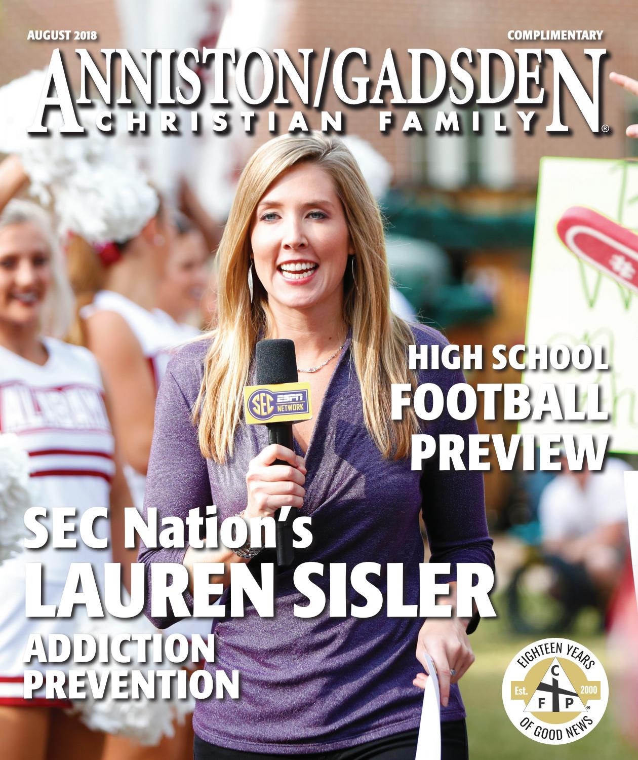 Anniston Gadsden Christian Family - August 2018 by