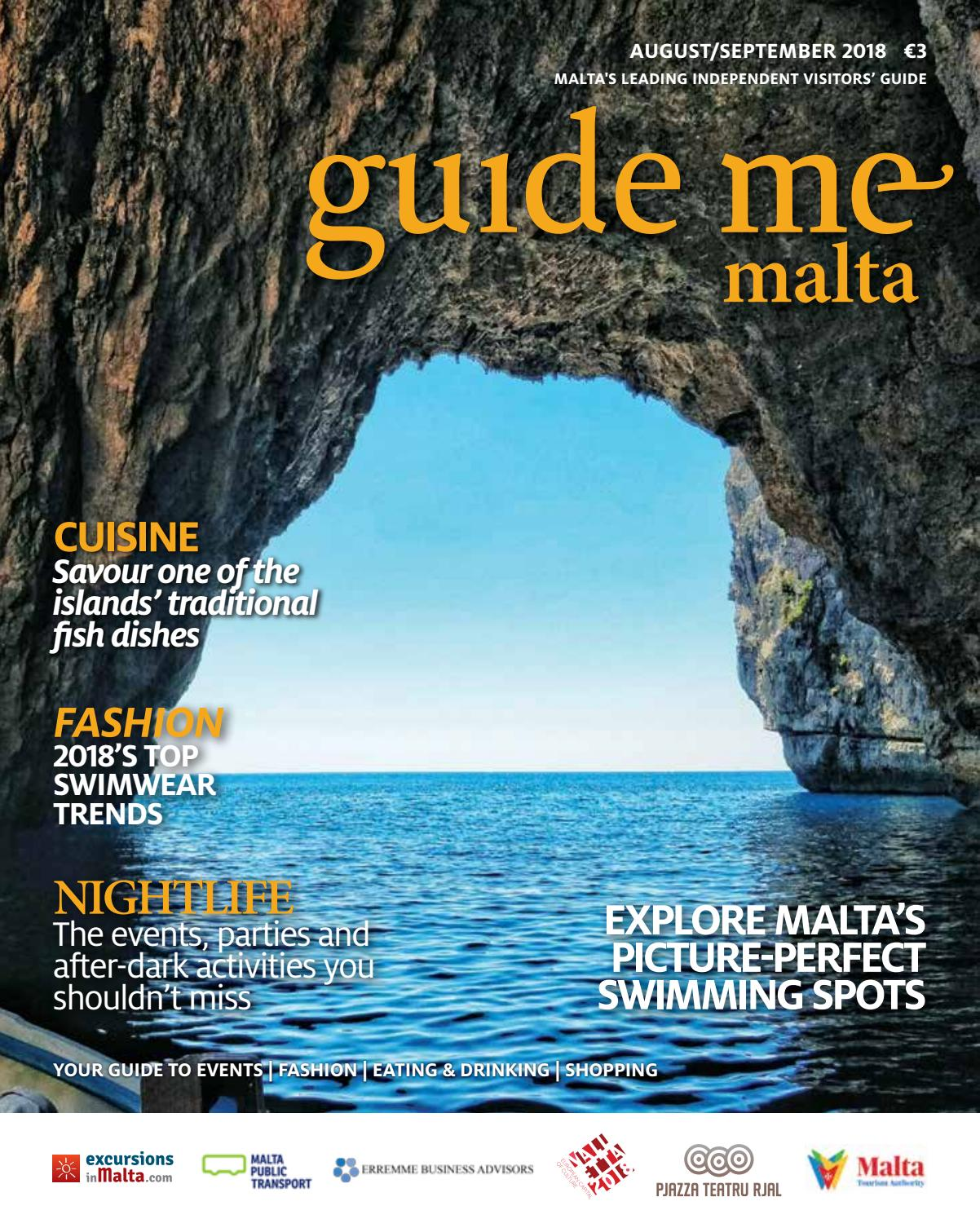 Guide Me Malta by Content House Group - issuu