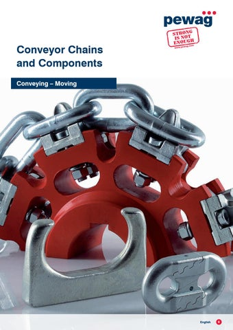 Conveyor Chains and Components by pewag - issuu