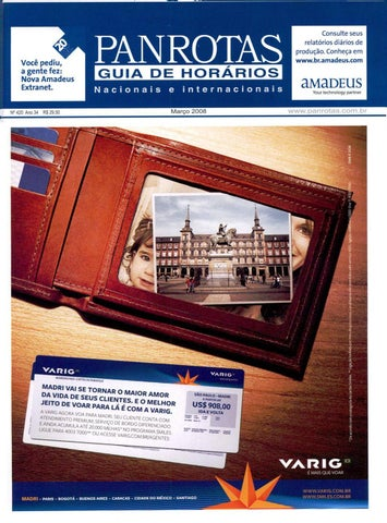 Guia PANROTAS - Edição 420 - Março 2008 by PANROTAS Editora - issuu 4f9f1a7d90