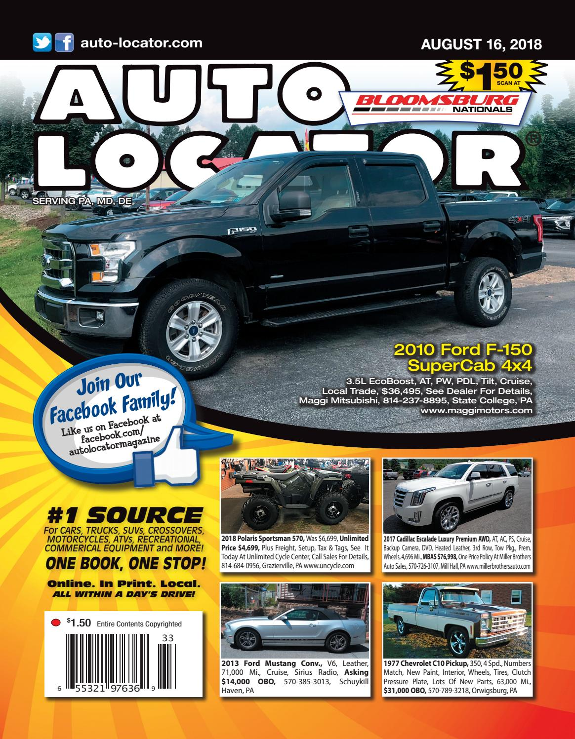 08 16 18 Auto Locator Red Edition By And 1955 Ford F100 Volare Suspension Connection Issuu