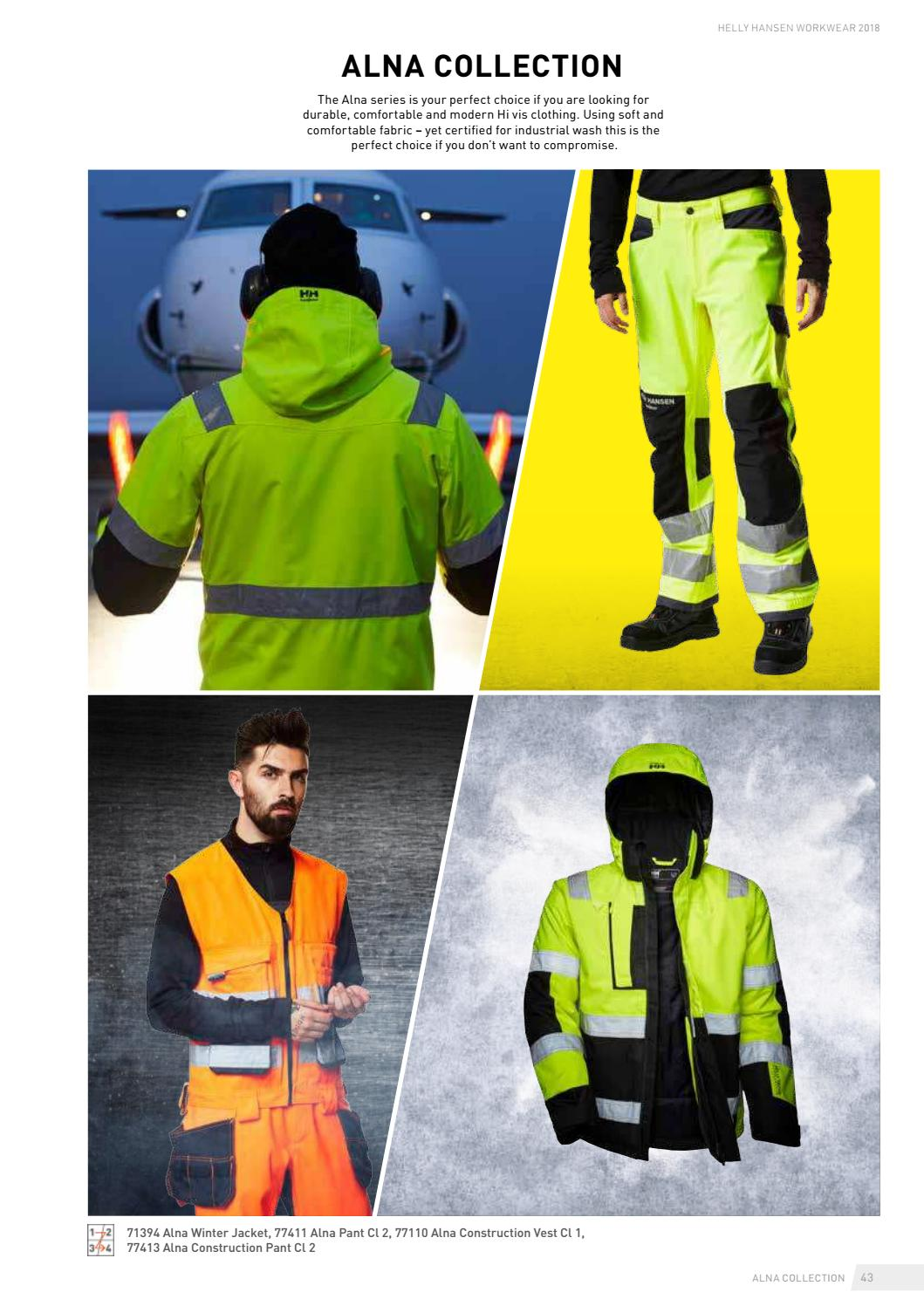 666a1b627f9 H-WorkWear - Helly Hansen 2018 by hww5 - issuu