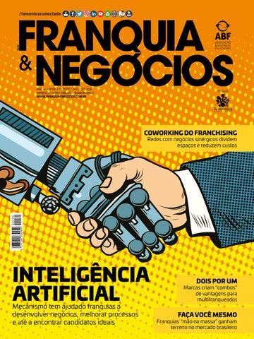 Franquia   Negócios   nº 80 by Editora Lamonica Conectada - issuu 6b018c7f22