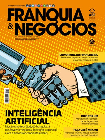 6234dbba4cbe7 Franquia   Negócios   nº 80 by Editora Lamonica Conectada - issuu