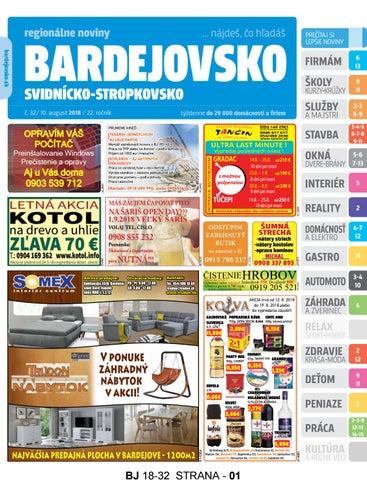 1d710312d8 Bj1832 by REGIONPRESS - Bardejovsko - issuu