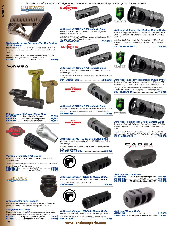 Catalogue Londero Sports / Arc-Inter by mylene dambrine - issuu