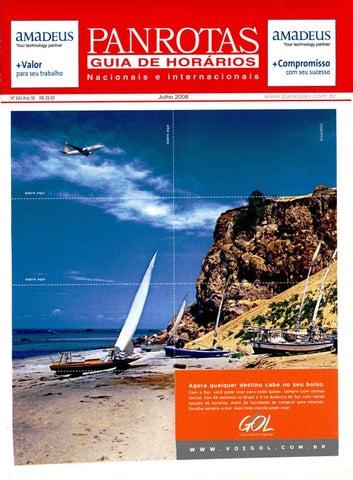 Guia PANROTAS - Edição 424 - Julho 2008 by PANROTAS Editora - issuu 902223d2a9b04