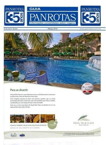 Guia PANROTAS - Edição 444 - Março 2010 by PANROTAS Editora - issuu 96b3831ccd