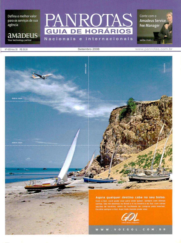 Guia PANROTAS - Edição 426 - Setembro 2008 by PANROTAS Editora - issuu 59d575c3d7