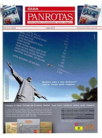 b944f78bf4 Guia PANROTAS - Edição 448 - Julho 2010 by PANROTAS Editora - issuu
