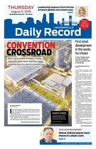 fffcd3f4729b Jacksonville Daily Record 8 9 18 by Daily Record   Observer LLC - issuu