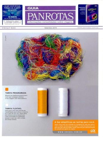 bd171460fcd Guia PANROTAS - Edição 450 - Setembro 2010 by PANROTAS Editora - issuu
