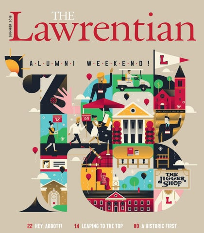 8d635cffa366 The Lawrentian Summer 2018 by The Lawrenceville School - issuu