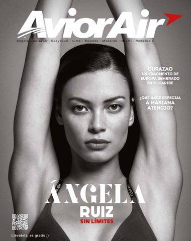 f6410c8e78da Avior Air #44 by Revista Avior Air - issuu