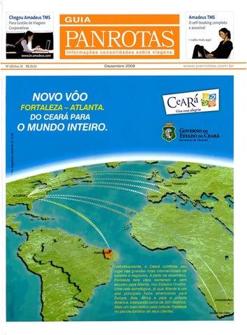 Guia PANROTAS - Edição 429 - Dezembro 2008 by PANROTAS Editora - issuu ee04ae3688695