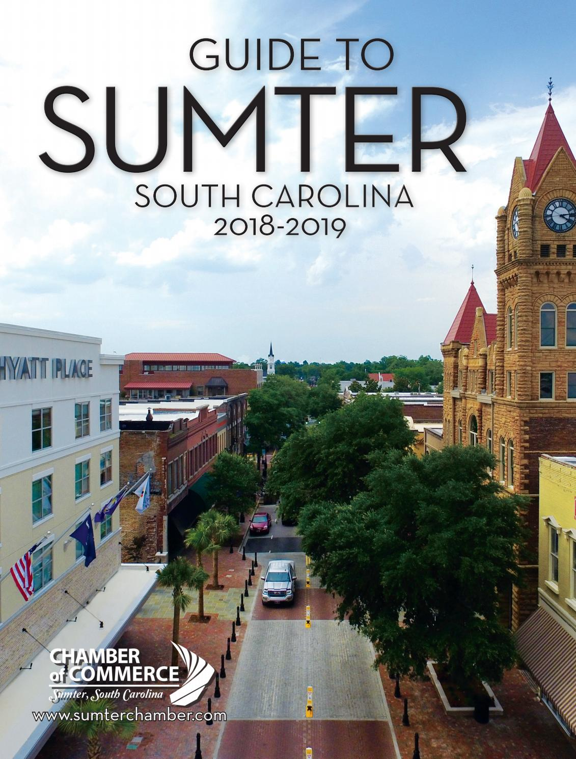 2018 2019 Sumter Chamber Guide By The Sumter Item Issuu