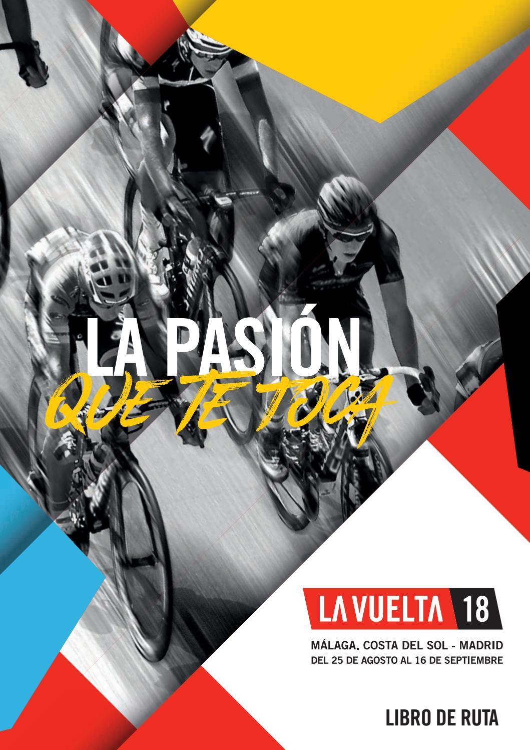 474e387c77 Libro de Ruta Vuelta 2018 by Gerardo Rey - issuu