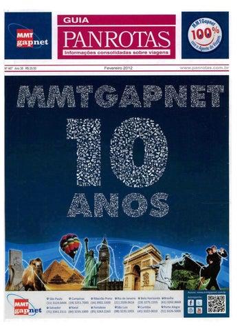 Guia PANROTAS - Edição 467 - Fevereiro 2012 by PANROTAS Editora - issuu 2092872892550