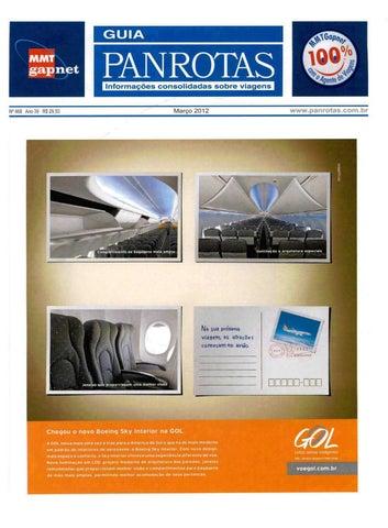 3ccf59607ff Guia PANROTAS - Edição 468 - Março 2012 by PANROTAS Editora - issuu