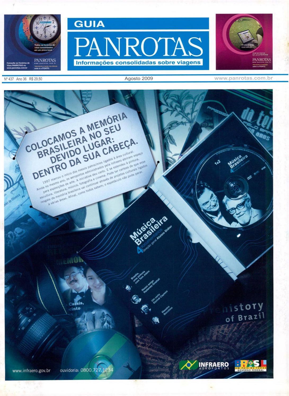 4508c3b5ec Guia PANROTAS - Edição 437 - Agosto 2009 by PANROTAS Editora - issuu