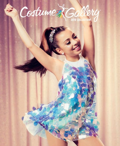 9e69623a0 Costume Gallery 2019 Catalog by Costume Gallery Dance Costumes - issuu